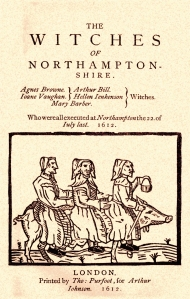 Witches-Northampton