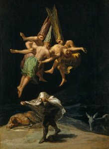Witches_Flight_Goya